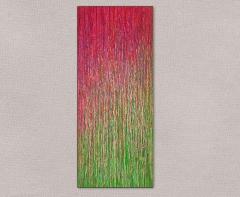 BIPOLAR PINK/GREEN FLOW